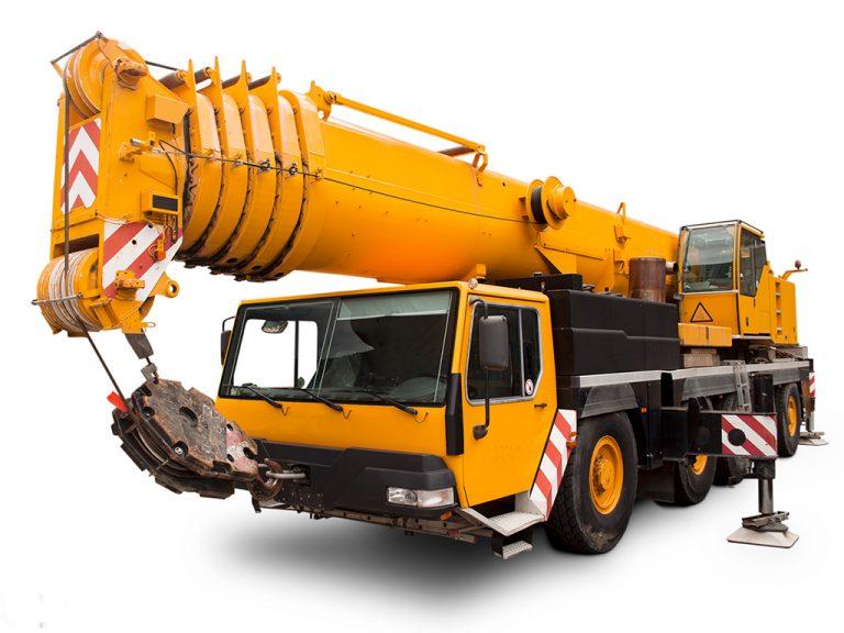 Municipal On-Highway Mobile Crane