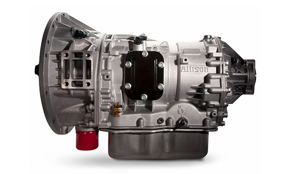 Allison Transmission 1000 Series and 2000 Series Transmissions