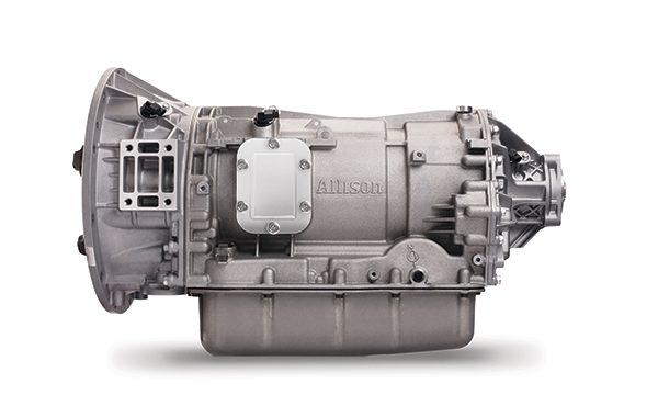 Allison 9-Speed Automatic transmission