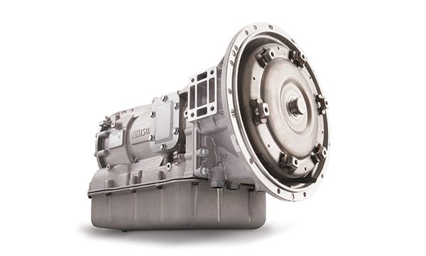 On Highway Allison 1000-2000 Series 9 Speed Automatic Transmission