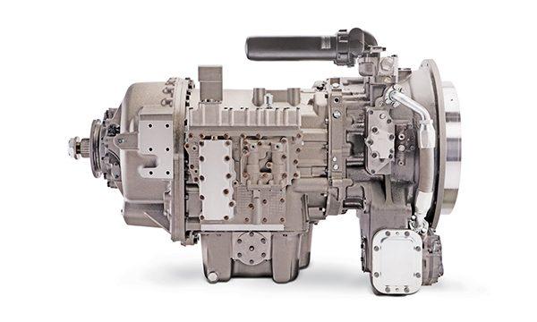 Off Highway Allison 9000 Series Model 9610 transmission