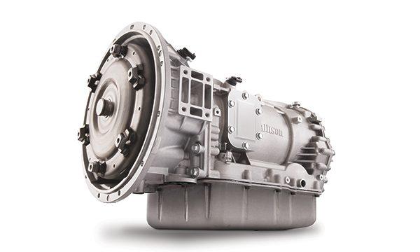 Allison 1000-2000 Series 9-Speed Automatic transmission
