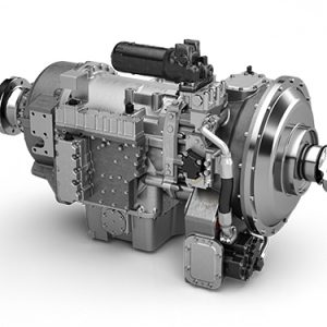 Off Highway Allison Marine Series M8610A transmission