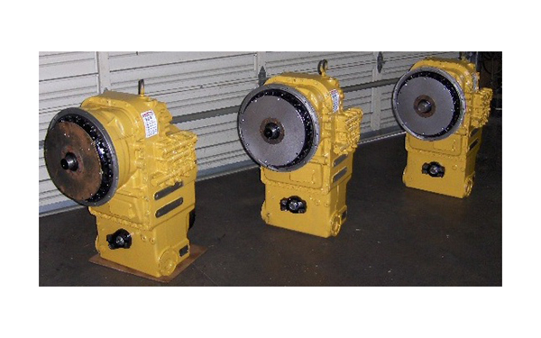 Off Highway Allison Twin Disc Twin Turbine Series Transmission