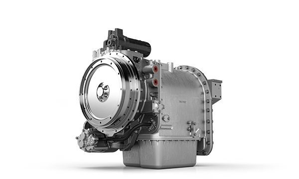 Off Highway Allison 6000 Series Model 6620 transmission