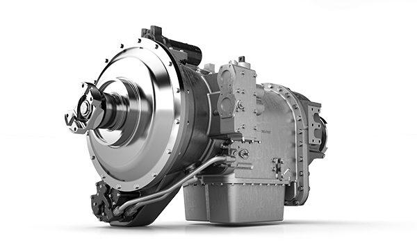 Off Highway Allison 8000 Series Model 8610 transmission