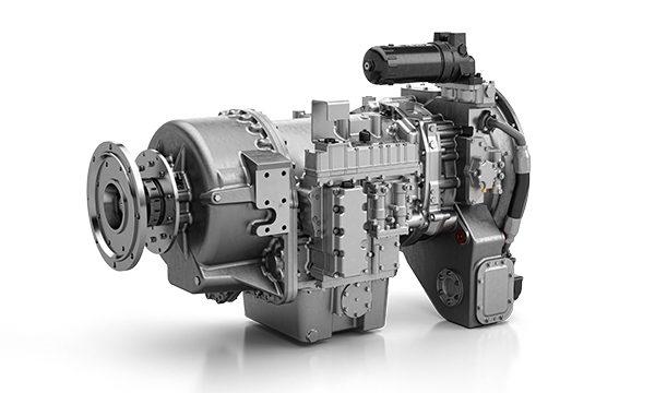 Off Highway Allison Marine Series M6620A transmission