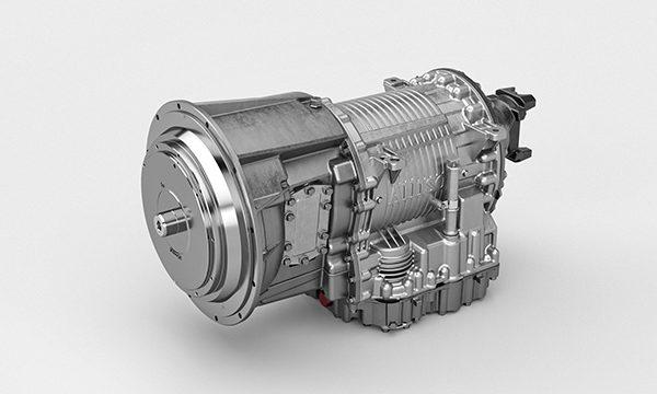 Off Highway Allison 3000 Series Model 3000RDS transmission
