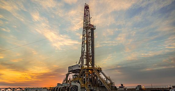 Drilling Rig Allison 4000 Series Oil Field Series