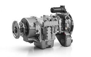 Allison 9000 series transmission