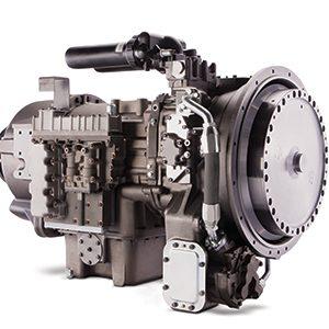 Allison 9000 Series Transmission Model 9823