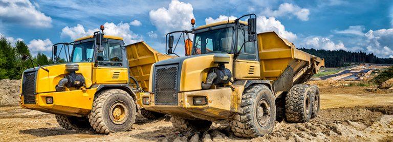 Heavy Duty Dump Trucks