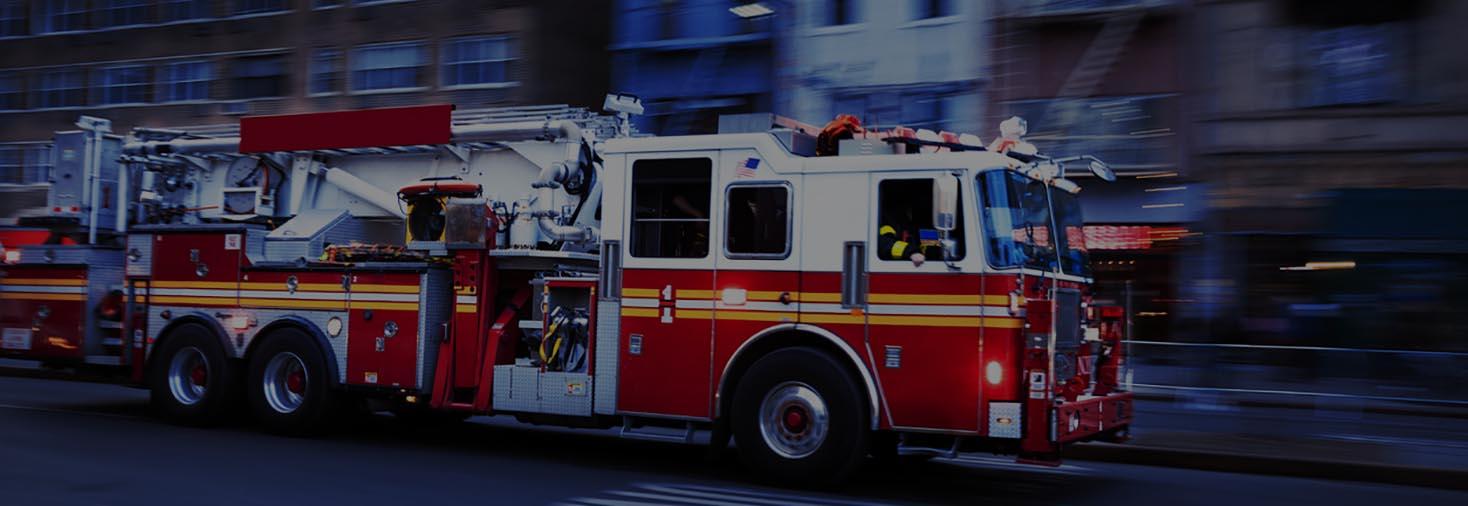 Firetruck Emergency Vehcile