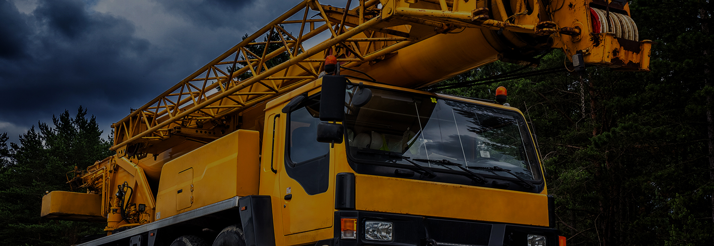 Municipal Heavy Duty Mobile Crane
