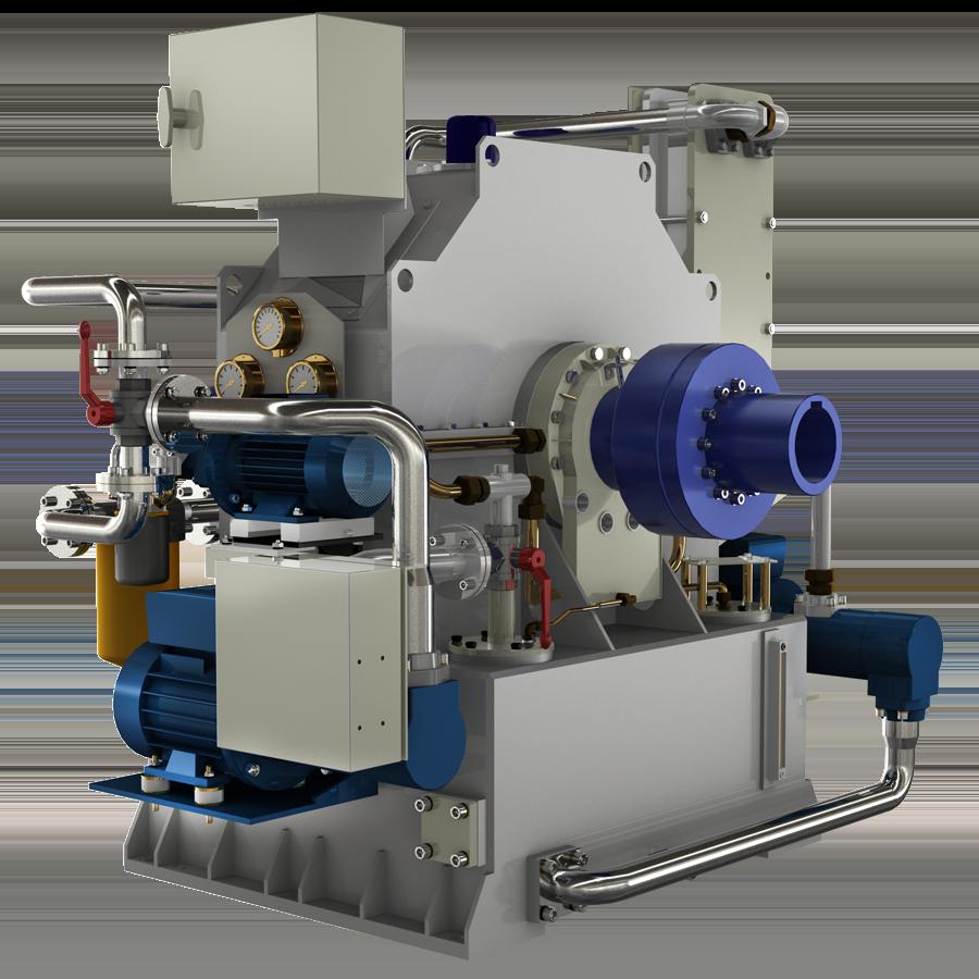 Transfluid KSL Series Variable Fill Fluid Coupling Unit