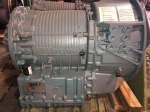 Allison Transmission Rebuilt with PRIDE