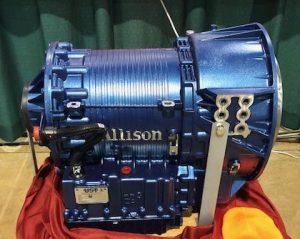 HD4060 Madil 172 Yarder transmission