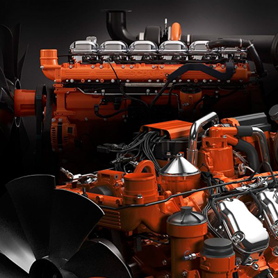 Scania engines